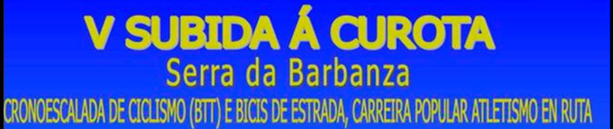 Inscripción - V SUBIDA Á CUROTA   SERRA DA BARBANZA